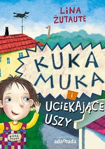 Okładka książki Kuka Muka i uciekające uszy