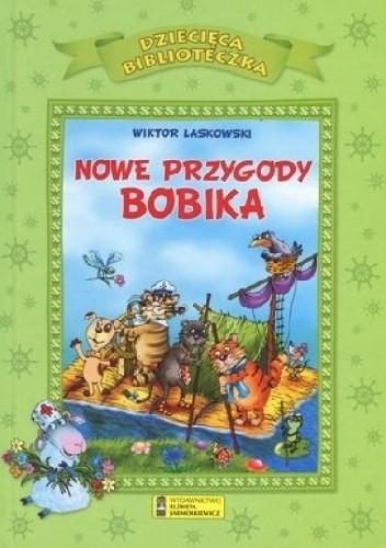Okładka książki Nowe przygody Bobika