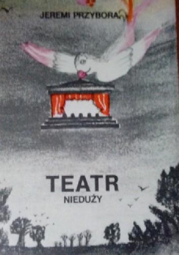 Okładka książki Teatr nieduży