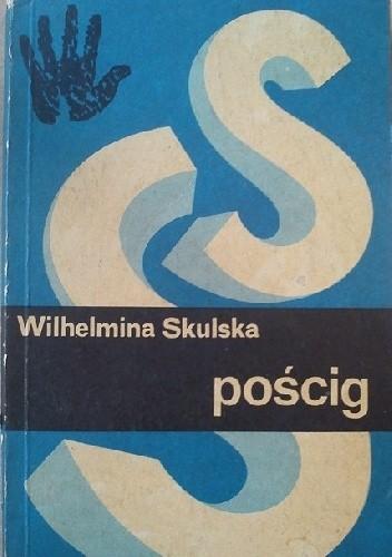 Okładka książki Pościg