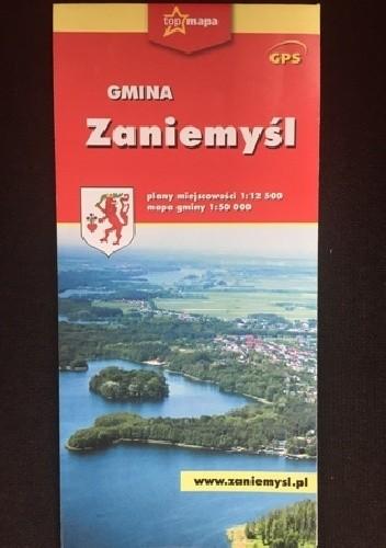 Okładka książki Gmina Zaniemyśl