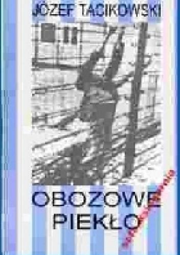 Okładka książki Obozowe piekło