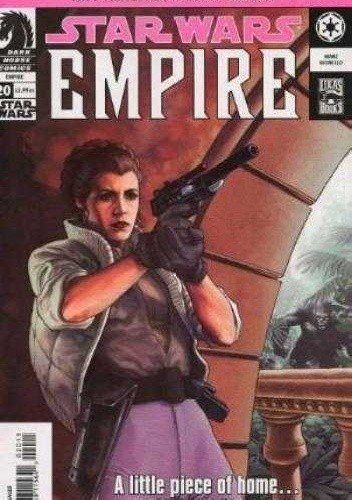 Okładka książki Star Wars: Empire #20