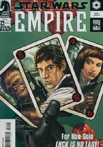 Okładka książki Star Wars: Empire #24