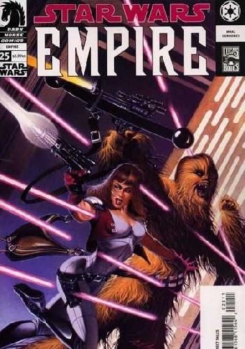 Okładka książki Star Wars: Empire #25