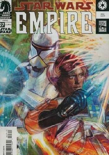 Okładka książki Star Wars: Empire #27