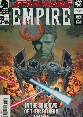 Okładka książki Star Wars: Empire #29