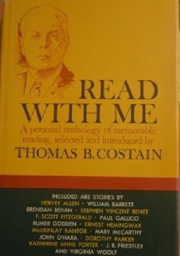 Okładka książki Read with me