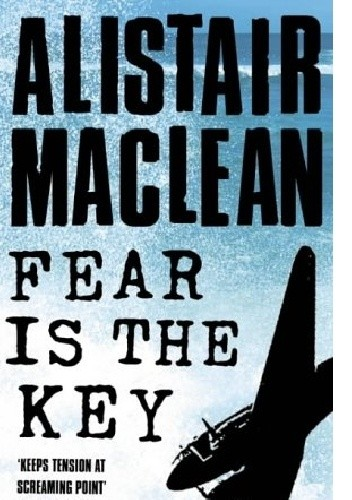 Okładka książki Fear Is The Key