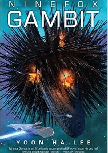 Okładka książki Ninefox Gambit