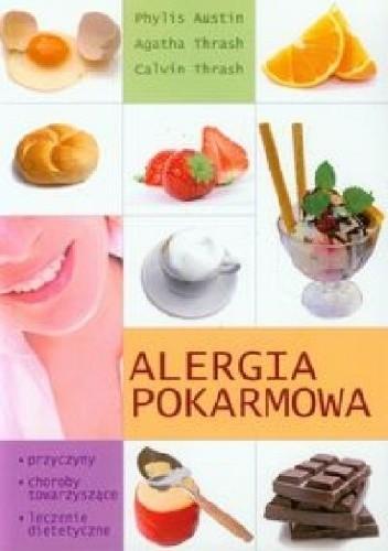 Okładka książki Alergia pokarmowa