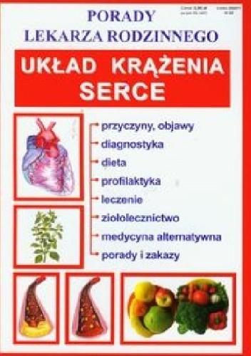 Okładka książki Serce i układ krążenia