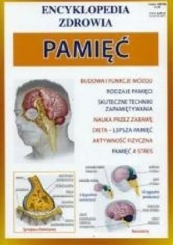 Okładka książki Pamięć. Encyklopedia zdrowia
