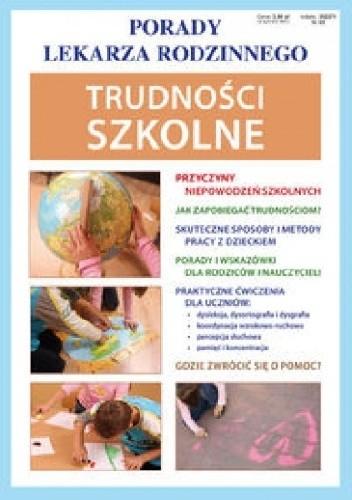Okładka książki Trudności szkolne