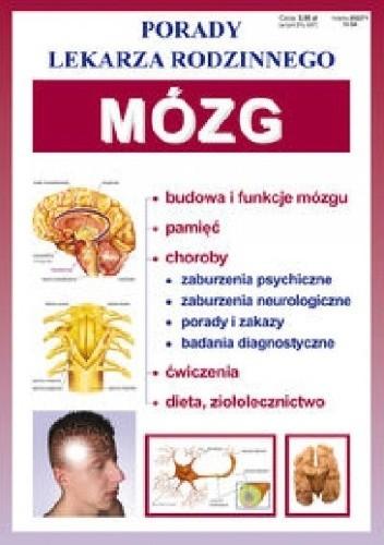 Okładka książki Mózg. Porady lekarza rodzinnego