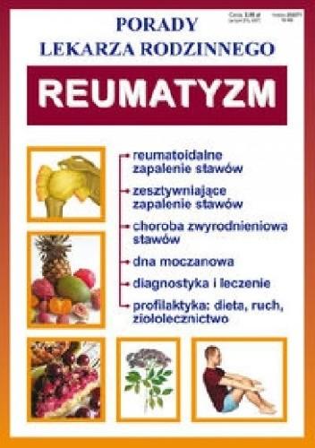 Okładka książki Reumatyzm. Porady lekarza rodzinnego