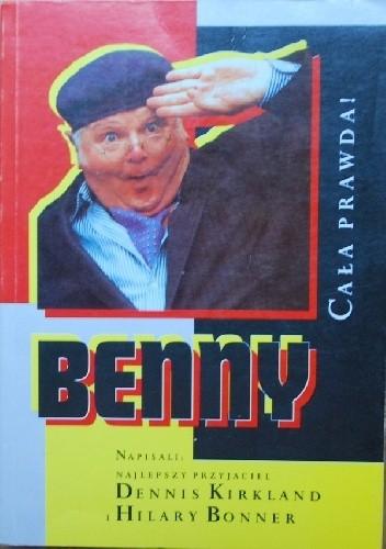Okładka książki Benny. Cała prawda