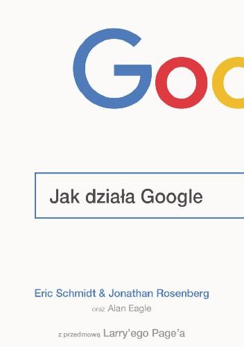 Okładka książki Jak działa Google