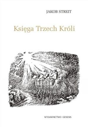 Okładka książki Księga Trzech Króli