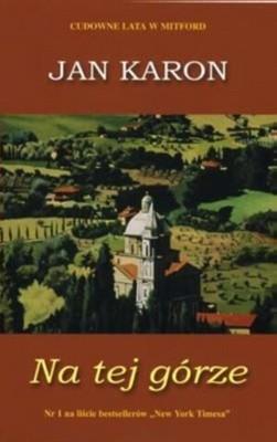 Okładka książki Na tej górze