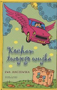 Okładka książki Kocham twojego wujka