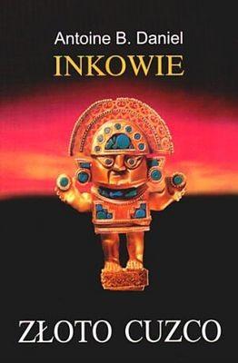 Okładka książki Złoto Cuzco