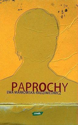 Okładka książki Paprochy