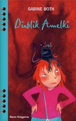 Okładka książki Diablik Amelki