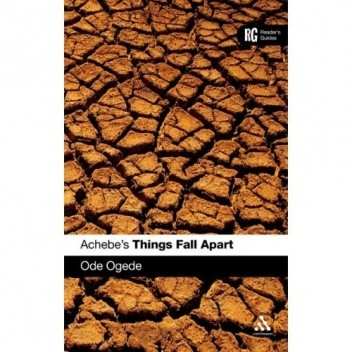 Okładka książki Achebe's Things Fall Apart A Reader's Guide
