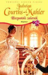 Okładka książki Hiszpański zalotnik