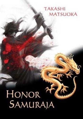 Okładka książki Honor samuraja