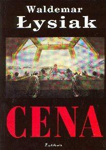 Okładka książki Cena