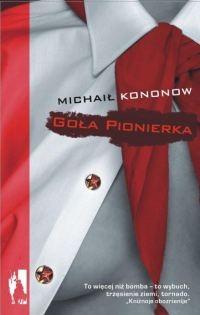 Okładka książki Goła pionierka