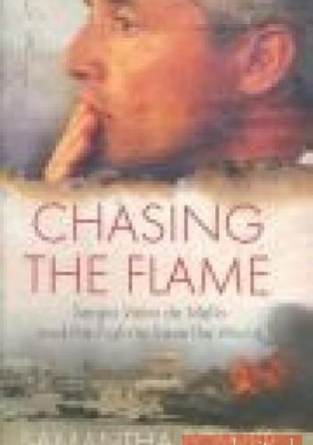 Okładka książki Chasing the Flame