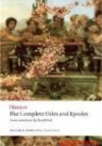 Okładka książki Complete Odes and Epodes
