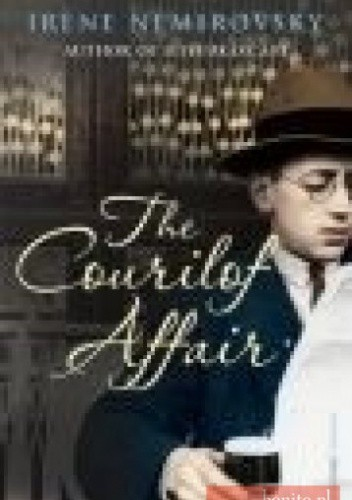 Okładka książki Courilof Affair