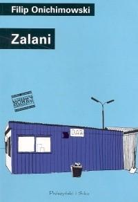 Okładka książki Zalani