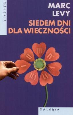 Okładka książki Siedem dni dla wieczności