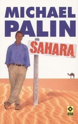 Okładka książki Sahara