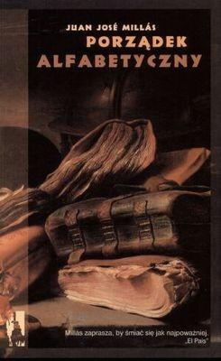 Okładka książki Porządek alfabetyczny