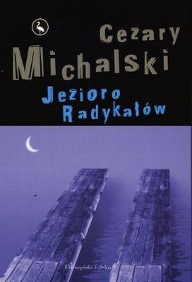 Okładka książki Jezioro Radykałów