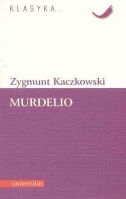 Okładka książki Murdelio