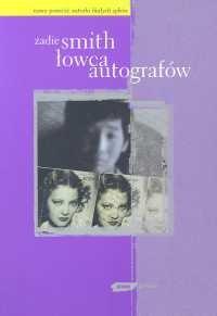 Okładka książki Łowca autografów