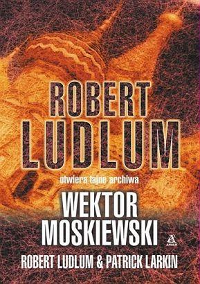 Okładka książki Wektor moskiewski