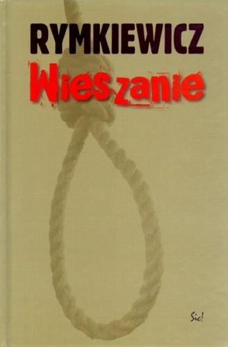 Okładka książki Wieszanie