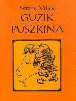 Okładka książki Guzik Puszkina
