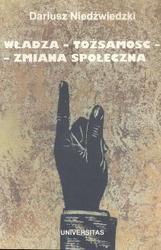 Okładka książki Władza tożsamość zmiana społeczna