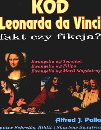 Okładka książki Kod Leonarda da Vinci Fakt czy fikcja