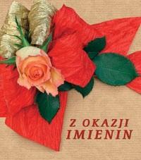Okładka książki Z Okazji Imienin