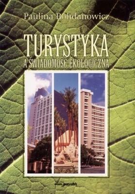 Okładka książki Turystyka a świadomość ekologiczna